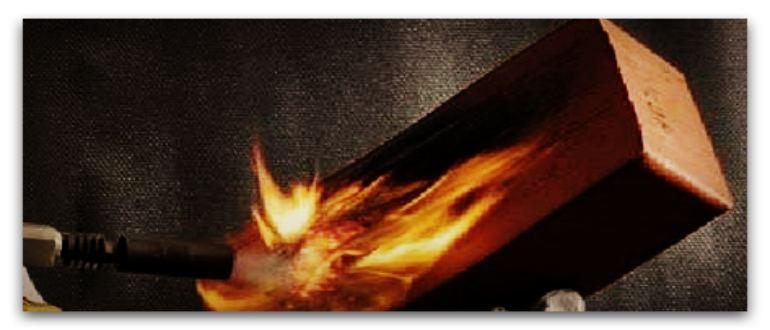 Огнестойкость и огнеупорность строительных материалов