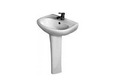 раковина тюльпан в ванной