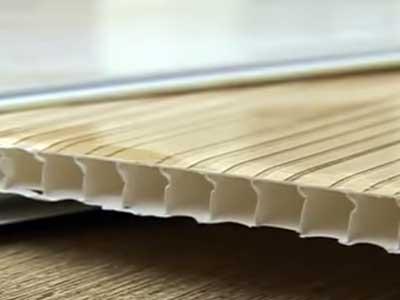 Выбор пластиковых панелей