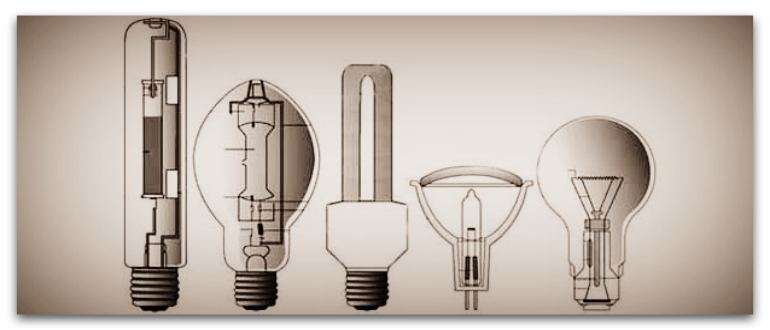 Лампы накаливания фото