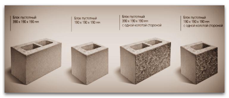 Блоки для кладки стен фото
