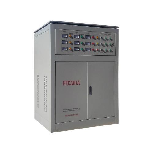 Стабилизатор напряжения трехфазный АСН-150000/3 Ресанта