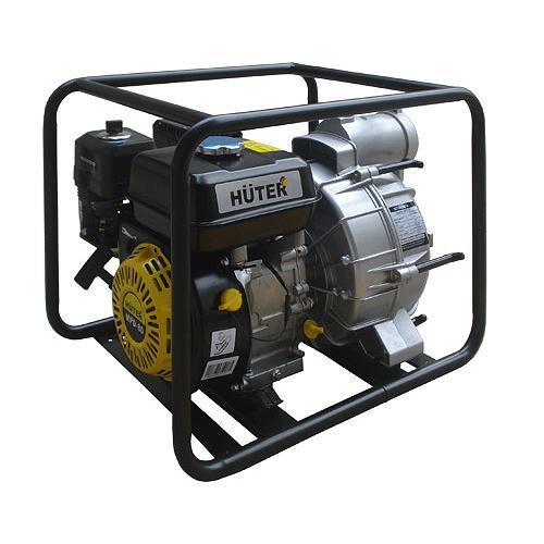 Мотопомпа MP-80, 5.2 кВт. Huter (Хутер)