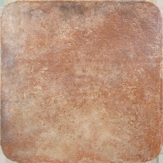 Плитка для ванной напольная коллекция Cuenca, Oct. Cuenca Terra, 45х45 см., матовая, коричневый Azulev (Азулев)