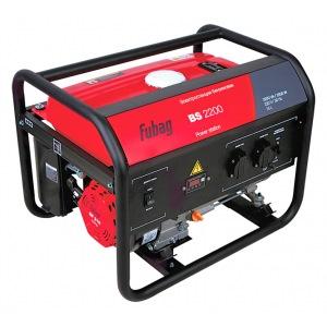 Бензиновый электрогенератор fubag bs 2200