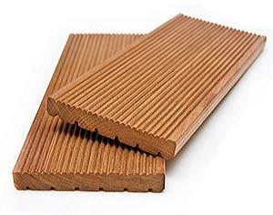 Террасна доска лиственница (вельвет), разм 0.145х3м толщ.28мм (1шт) кстра Террасна доска лиственница (вельвет), разм 0.145х3м толщ.28мм (1шт) кстра