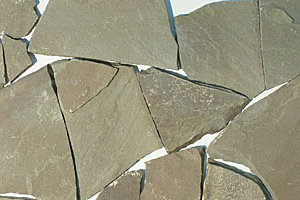 Дикий камень песчаник серо-зеленый толщ3см (1м2) Дикий камень песчаник серо-зеленый толщ3см (1м2)