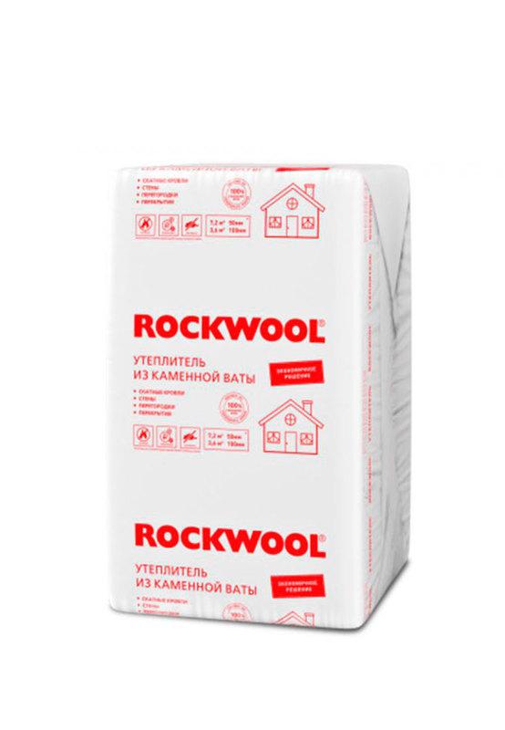 Минеральная вата Rockwool Эконом (плита) Минеральная вата Rockwool Эконом (плита)
