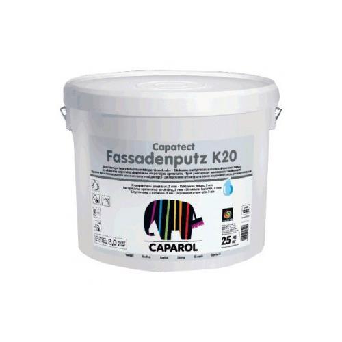 Штукатурка Capatect Fassadenputz K 20, 25 кг Caparol (Капарол)
