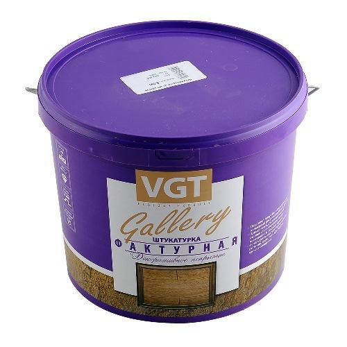 Штукатурка фактурная, 9 кг ВГТ (VGT)
