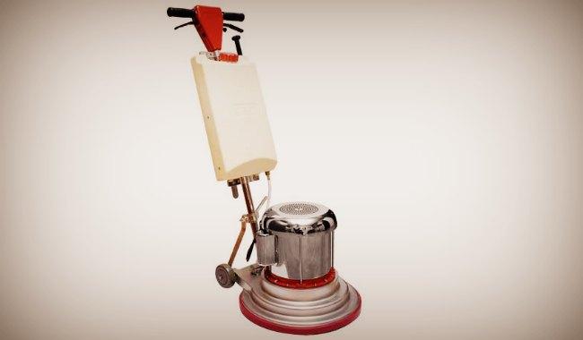 Роторная полировальная машина