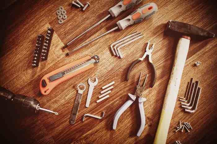 Инструменты применяемые в строительстве