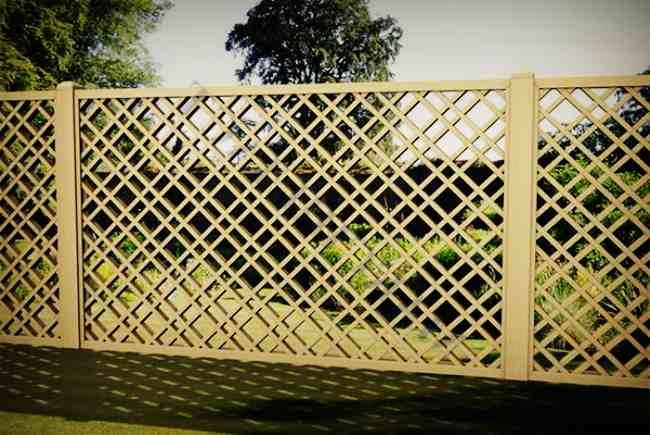 """Забор """"Решетка"""""""