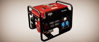Електрогенератор для дома
