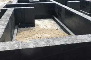 Гидроизоляция на стены под панели пвх