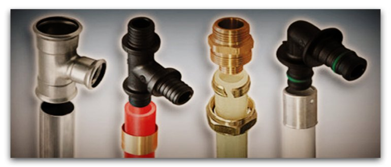 Виды труб для водопровода в доме