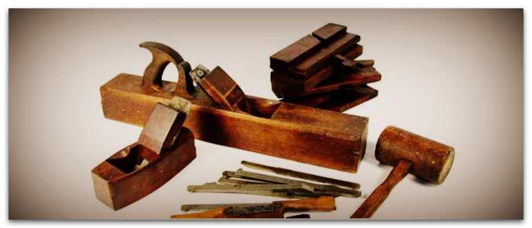 Инструменты для обработки древесины фото