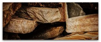 Натуральный камень в строительстве