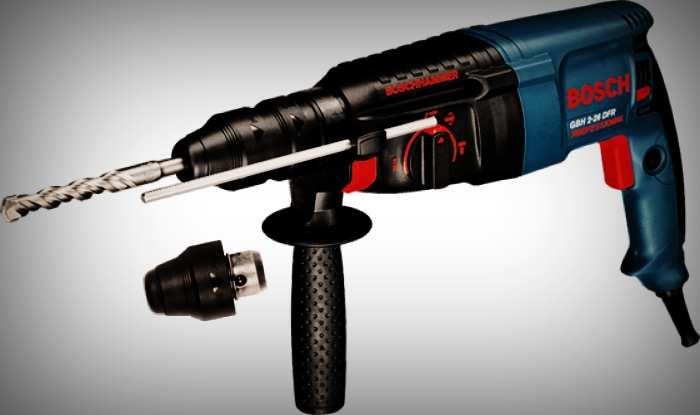 Перфоратор Bosch с патроном с патроном SDS-plusGBH