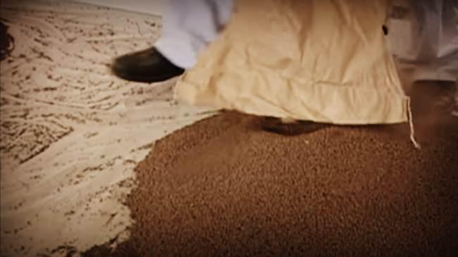 Как рассчитать материал для сухой стяжки