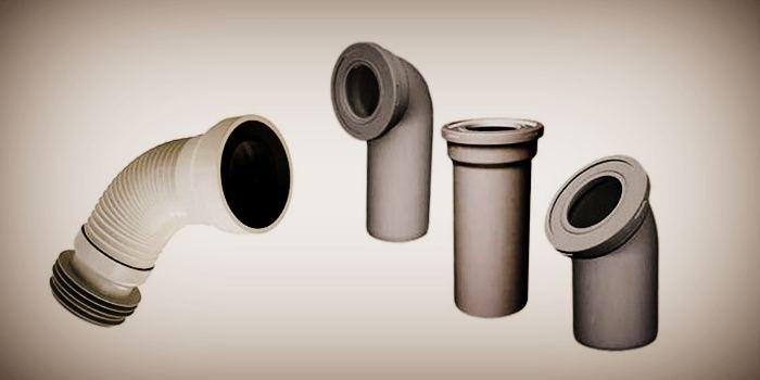 Типы соединения унитаза с канализацией