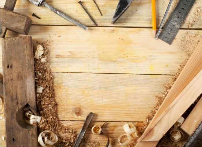 Инструмент для укладки деревянного пола