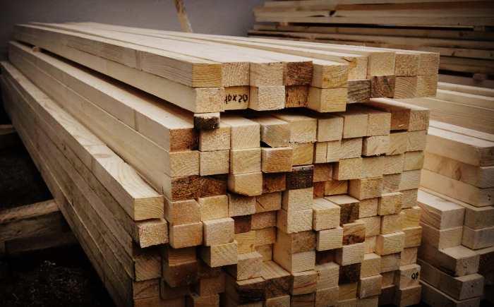 Лаги для деревянного пола