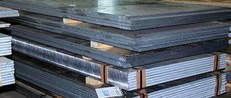 Алюминиевые листы – прочный материал в строительстве