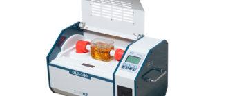 Установка для тестирования диэлектрических жидкостей