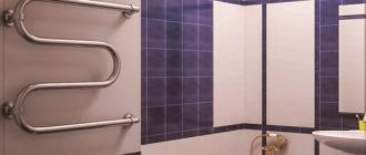 Преимущества полотенцесушителей