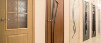 Преимущества межкомнатных дверей