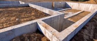 Преимущества строительства фундамента под ключ