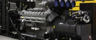 Основные типы дизельных генераторов