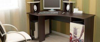 Преимущества использования угловых компьютерных столов