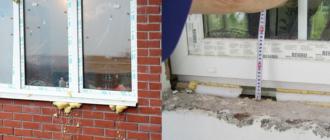 Основные ошибки при монтаже пластиковых окон